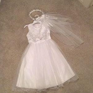First Communion / Flower Girl Dress